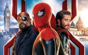 """""""Homem-Aranha: Longe de Casa"""" quebra recorde e se torna filme mais lucrativo do herói"""