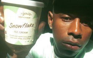 Tyler, The Creator lançará seu próprio sorvete ainda esta semana!