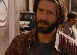 """Saiu o 1º trailer de """"Missão Mar Vermelho"""", filme sobre refugiados com Chris Evans"""