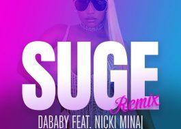 "Nicki Minaj fez um remix de ""Suge"", do rapper DaBaby"