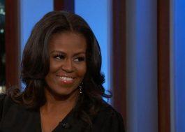 Michelle Obama lidera lista de mulheres mais admiradas do mundo