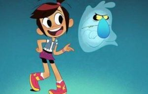 Disney Channel anuncia série animada sobre amizade entre humana e fantasma