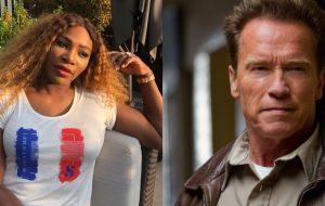 Serena Williams e Arnold Schwarzenegger terão programas no Snapchat!