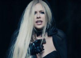 "Avril Lavigne lança clipe sombrio com fotografia impecável de ""I Fell In Love With The Devil"""