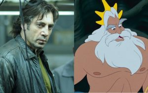 """Javier Bardem pode viver o Rei Tritão em live-action de """"A Pequena Sereia"""""""