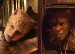 """SAIU! Taylor Swift, Jason Derulo e mais são gatos em ascensão no trailer de """"Cats""""!"""
