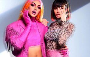 """Pabllo Vittar e Charli XCX estão dando muito close em seu novo single, """"Flash Pose""""!"""