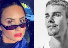 Scooter Braun curte comentário que pede parceria entre Demi Lovato e Justin Bieber