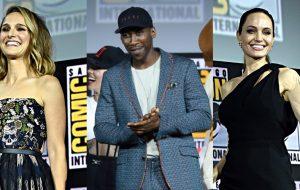 Marvel revela novos filmes, séries e calendário da Fase 4 de seu universo cinematográfico!