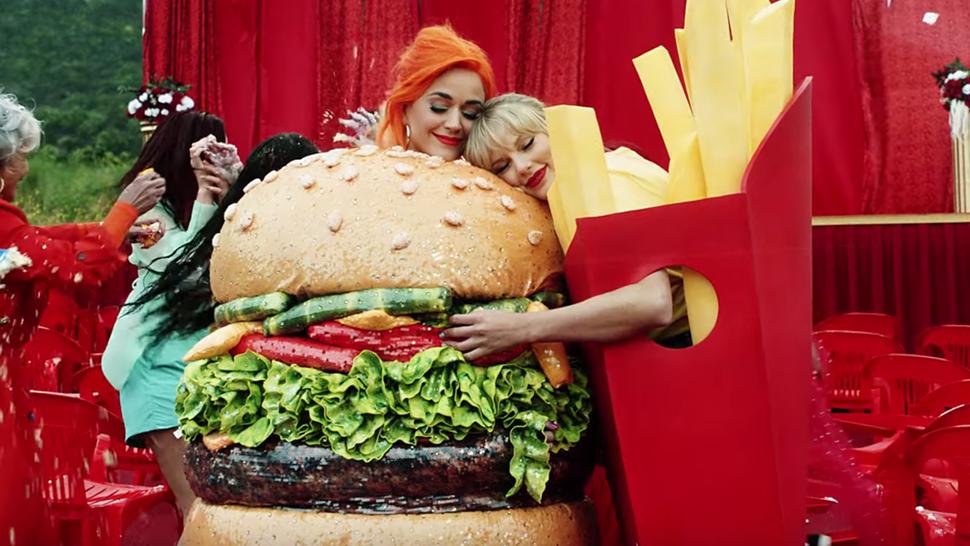 Resultado de imagen de Katy Perry Provides Update on Her Friendship with Taylor Swift