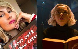 """Atriz de """"Riverdale"""" revela gravação em set de """"O Mundo Sombrio de Sabrina"""""""