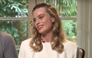 """Margot Robbie diz que """"Aves de Rapina"""" tem influência de Quentin Tarantino"""