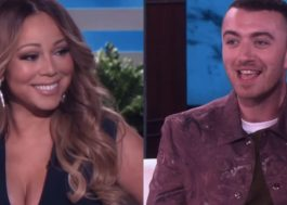 "Mariah Carey elogia novo single de Sam Smith, ""How Do You Sleep?"""
