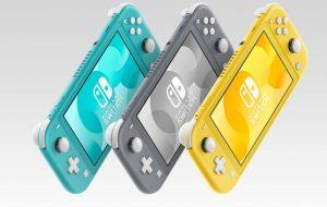 Nintendo anuncia versão mais portátil e barata do Switch