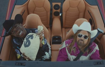 Lil Nas X na Billboard