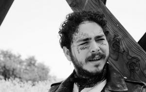 """Post Malone divulga prévia de """"Goodbyes"""", seu novo clipe"""