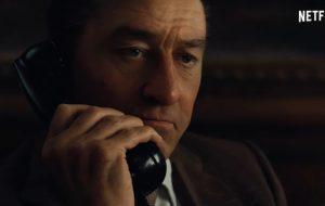 """Trailer: Robert De Niro trabalha para a máfia em """"O Irlandês"""", novo filme de Scorsese"""