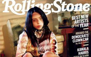 Billie Eilish é capa da Rolling Stone e fala sobre fama, saúde mental e mais