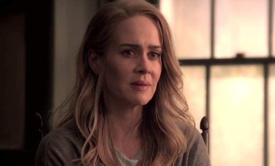 """Sarah Paulson não será uma das protagonistas de """"American Horror ..."""
