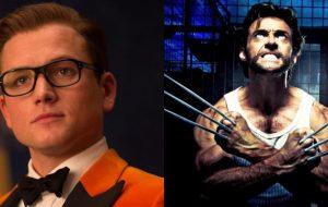 Após rumores, Taron Egerton nega que será o próximo Wolverine