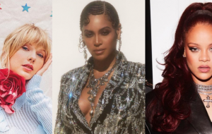 Taylor Swift, Beyoncé e Rihanna são as mulheres mais bem pagas da música em 2019, diz Forbes