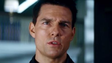 """Tom Cruise no filme """"Jack Reacher"""" (Reprodução)"""
