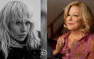 """Christina Aguilera, Bette Midler e mais receberão homenagem de """"lenda da Disney"""""""