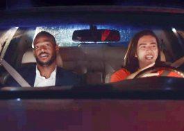 Whindersson Nunes dá carona a Marlon Wayans em vídeo da Netflix