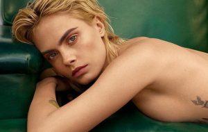 Cara Delevingne fala sobre sexualidade e surge deslumbrante na capa da Marie Claire