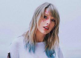 """Taylor Swift cria playlist no Spotify revelando trechos de letras das músicas  de """"Lover"""""""