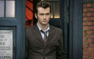 """David Tennant diz que aceitaria atuar novamente em """"Doctor Who"""""""