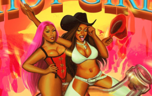Megan Thee Stallion libera capa divertida de single com Nicki Minaj e Ty Dolla $ign