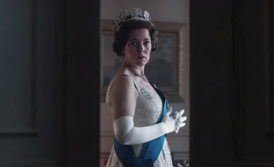 "Olivia Colman no teaser de ""The Crown""!"