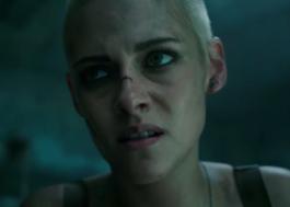 """Que aflição! Kristen Stewart luta pela sobrevivência no trailer de """"Ameaça Profunda"""""""