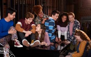 """Série de """"High School Musical"""" ganha primeiras imagens; vem ver!"""