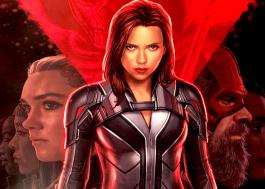 """Scarlett Johansson e David Harbour aparecem em primeiro pôster de """"Viúva  Negra"""""""