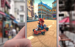 """Nintendo mostra """"Mario Kart Tour"""", versão para celulares da famosa franquia de corrida"""