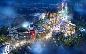 """Disney revela visual fabuloso de hotel inspirado em """"Star Wars"""" e parque de """"Vingadores"""""""