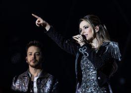 Sandy & Junior fazem show em São Paulo com set nostálgico e protesto pela Amazônia