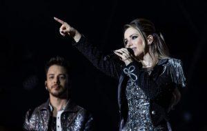 Sandy & Junior batem recorde e ultrapassam 500 mil ingressos vendidos em nova turnê