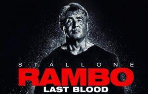 """Sylvester Stallone aparece intimidador em cartaz de """"Rambo: Até o Fim"""""""