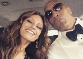 De surpresa, Dwayne Johnson revela que se casou com Lauren Hashian