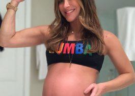 NASCEU! Cláudia Leitte confirma nascimento de Bela, sua 3ª filha