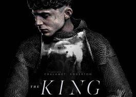 "Timothée Chalamet tá todo reizinho no pôster de ""The King""!"