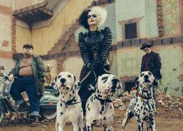 Emma Stone aparece como Cruella De Vil em primeira foto do longa!