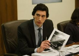 "Adam Driver investiga a CIA em teaser do filme ""The Report"""