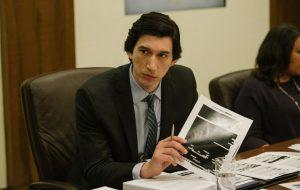 """Adam Driver investiga a CIA em teaser do filme """"The Report"""""""