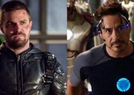 Arqueiro Verde odiaria o Homem de Ferro se estivesse no MCU, diz ator