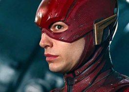 Ezra Miller confirma que filme do Flash ainda vai acontecer!