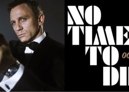 "Novo filme de James Bond ganha teaser e título oficial: ""No Time To Die"""